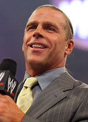 Shawn Michaels Agent