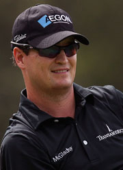 Zach Johnson Agent