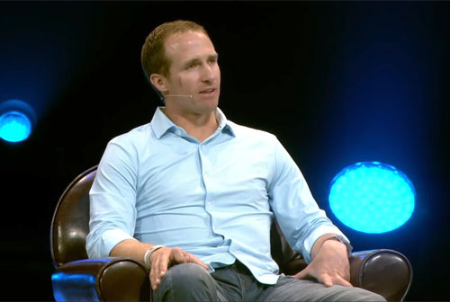 drew-brees-speaking-with-rock-church-apr-2015 interview